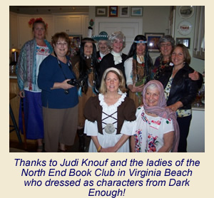 Dress up book club